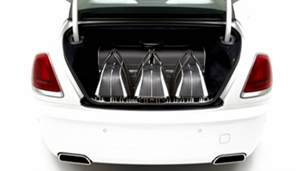 Rolls-Royce fabrica un juego de maletas para sus coches que vale 40.000 euros