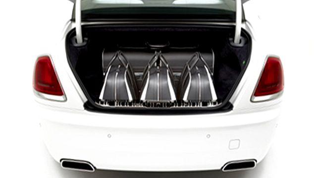 Чемоданы от Rolls-Royce по цене автомобилей