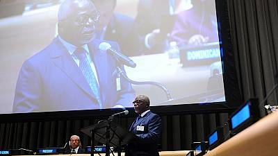 Gabon : l'ancien président de l'Assemblée nationale présenté comme candidat à la présidentielle 2016 par le ''Rassemblement Héritage et Modernité''