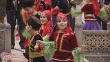 Σέκι: Η πολιτιστική πρωτεύουσα των τουρκόφωνων