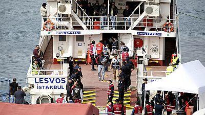 Réfugiés : l'accord controversé entre l'UE et la Turquie fonctionne, mais jusqu'à quand ?