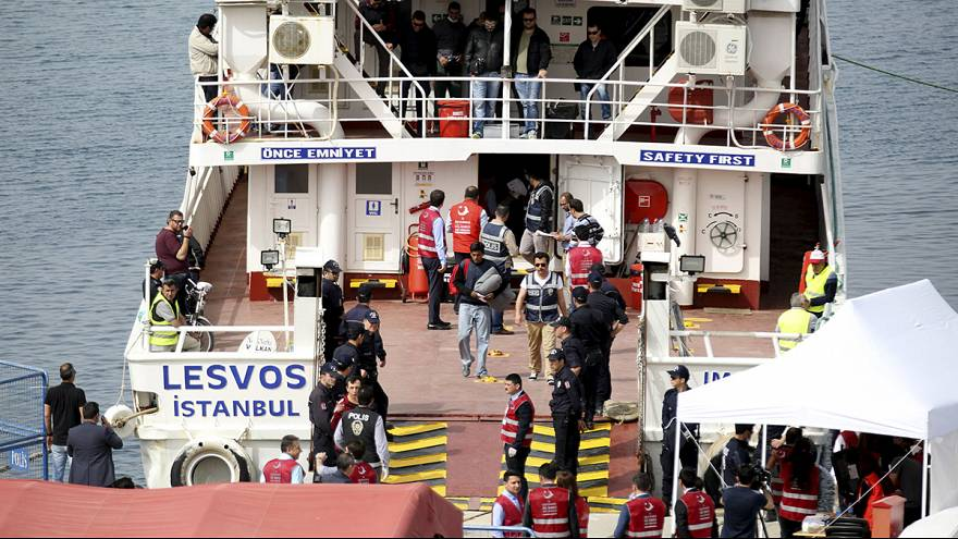 Депортации и безвизовый режим: Турция и ЕС заключили соглашение по беженцам