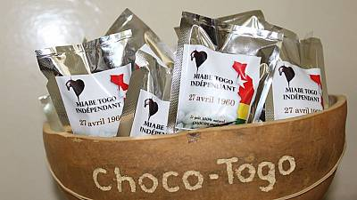 Togo takes pride in its first locally produced fair-trade chocolate
