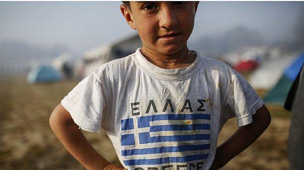 90,000 unaccompanied children seek refugee in Europe in 2015