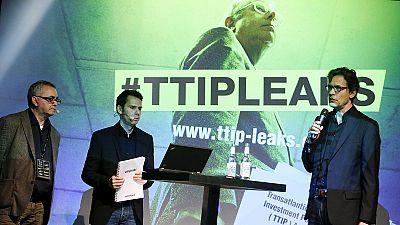 Greenpeace asesta un golpe a las negociaciones del TTIP