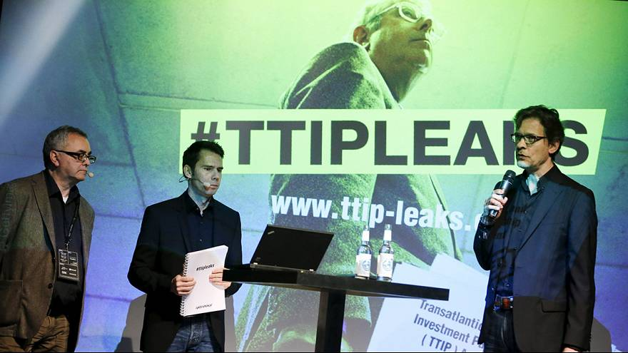 'Misleading at best and flat out wrong at worst' US reacts to Greenpeace TTIP leak