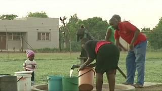 Зимбабве - страна голода и жажды