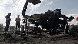 Robbantások Irakban – sok halott