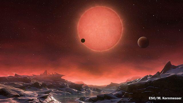 ثلاثة كواكب ككوب الأرض يحتمل وجود الحياة على سطحها