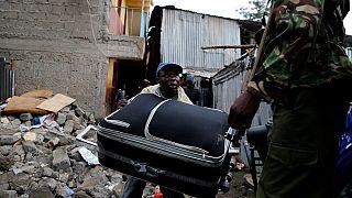 Kenya : arrestation du propriétaire de l'immeuble qui s'est effondré à Nairobi