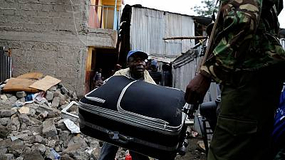 Kenyan police arrest owner of collapsed building