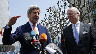Syrie : ''la situation hors de contrôle'' selon John Kerry