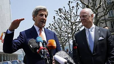 Talks intensified to ensure Syrian ceasefire deal holds