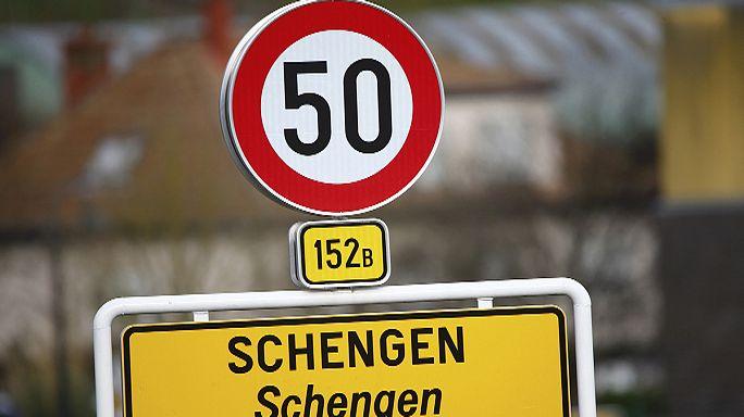 Marad a szúrópróbaszerű kontroll a dán-német határon