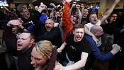 Leicester City win Premier League after Tottenham draw with Chelsea