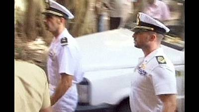 UN court calls on India to release Italian marine