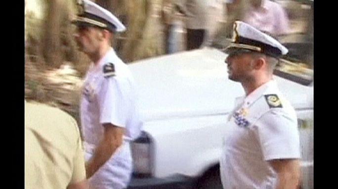 Inde : le soldat italien accusé de meurtre pourrait rentrer dans son pays