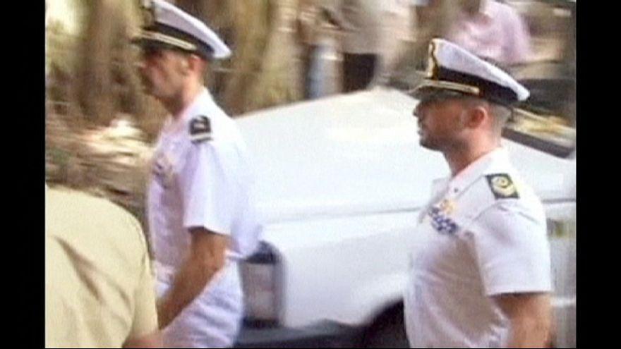 محكمة دولية تطلب من الهند الإفراج عن جندي إيطالي