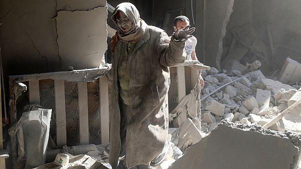 """EUA querem que Putin """"acalme"""" Assad"""
