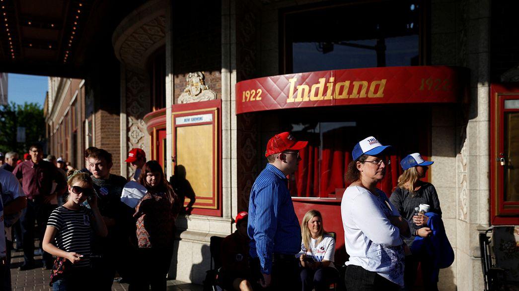 """Donald Trump: """"Si ganamos en Indiana, esto habrá acabado"""""""