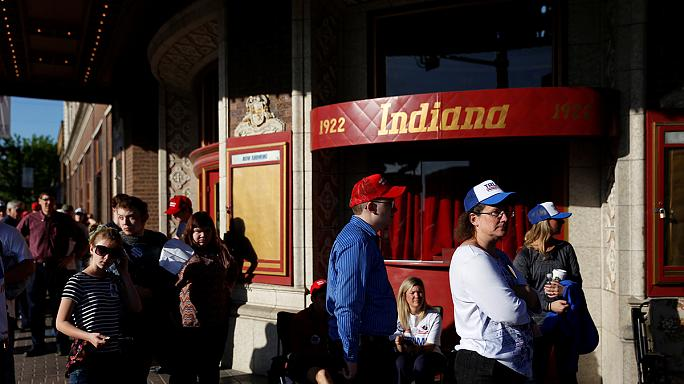 Destination Indiana in the presidential primary trail