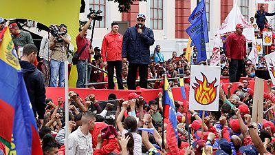 Venezuela : une pétition réclame la destitution du président Maduro