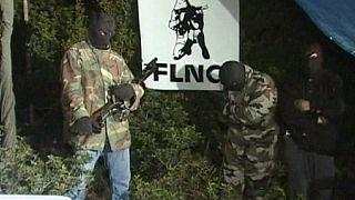 A Korzikai Nemzeti Felszabadítási Front beszünteti akcióit