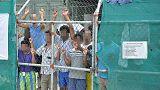 Nauru: Weiterer Bootsflüchtling zündet sich an