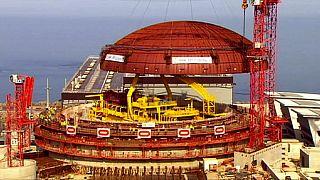 Újabb botrány a francia atomerőműnél
