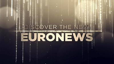 Live in Cannes: euronews enthüllt neuen Look