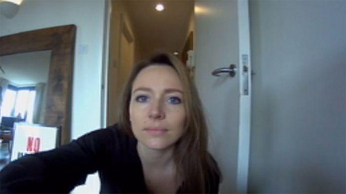 دوربین امنیتی خانگی با فناوری تشخیص چهره