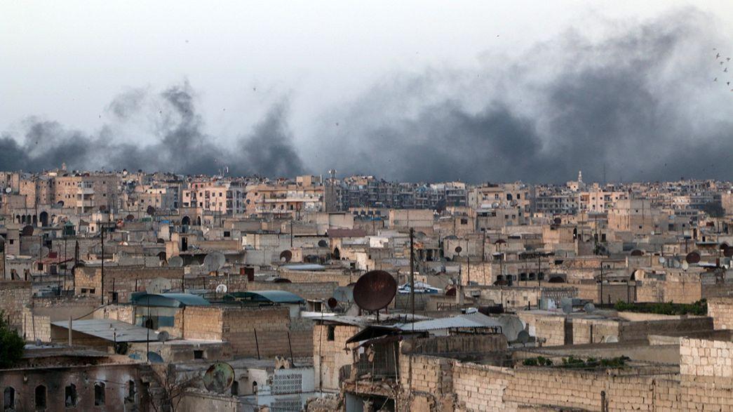 Aleppo: Zahlreiche Tote nach Raketenangriff auf ein Krankenhaus