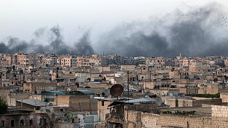 Rebels launch surprise attack on Aleppo – Syrian state TV