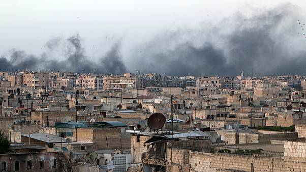 Rebels launch surprise attack on Aleppo - Syrian state TV