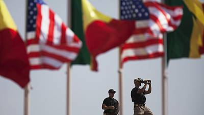 Senegal and the US sign military cooperation deal