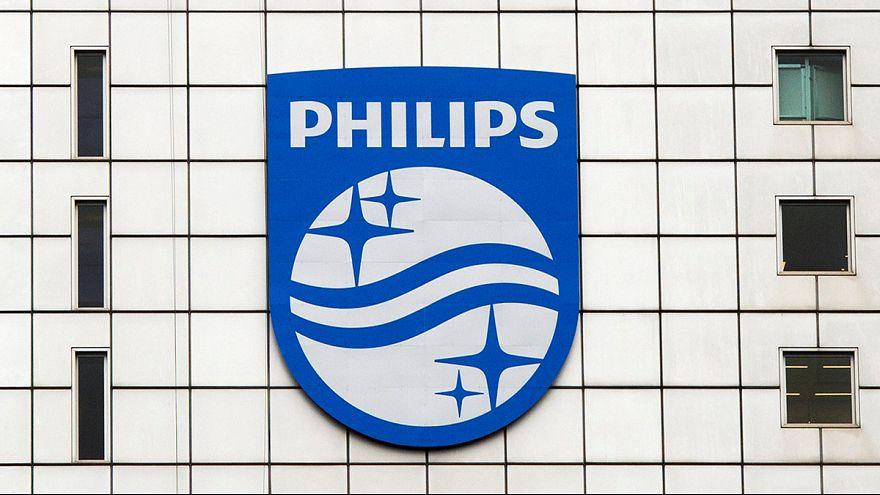 Philips: первый шаг в продаже осветительного бизнеса