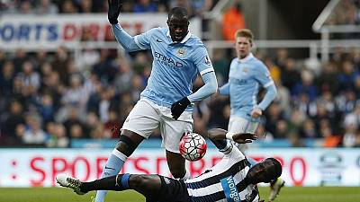 UCL: Toure back in training ahead of Madrid clash