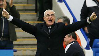 Le sélectionneur de Leicester exprime sa joie face à la victoire des Foxes