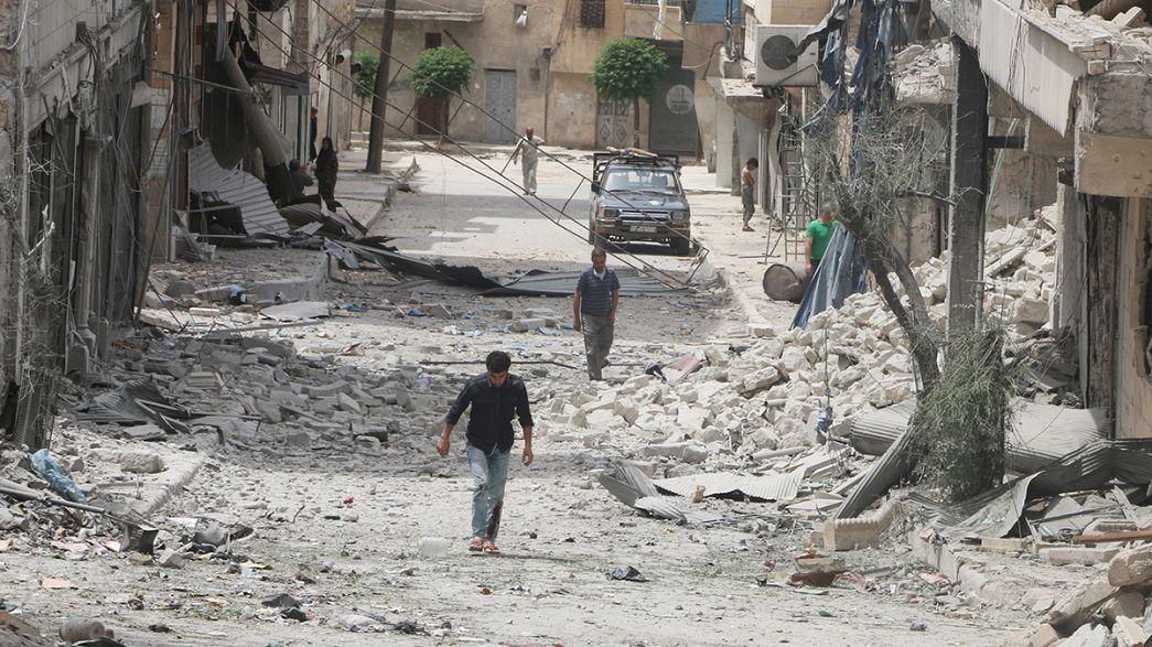 لافروف يعلن إمكانية وقف إطلاق النار في حلب خلال ساعات