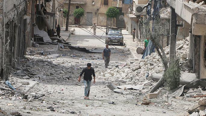 Rusya: Halep'te ateşkes anlaşmasına yakınız