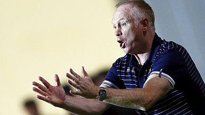 Alex McLeish a été démis de ses fonctions d'entraîneur du Zamalek d'égypte