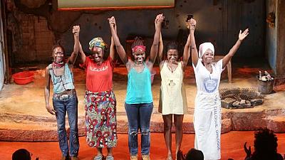 Broadway show 'Eclipsed' honours missing 'Chibok girls'