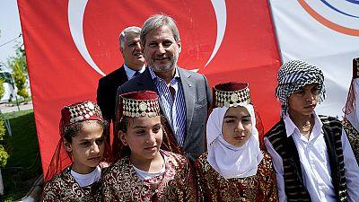 ¿Luz verde para la liberalización de visados para los turcos?
