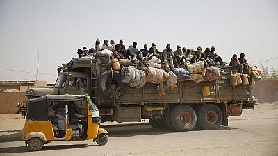 Niger needs €1 bn to fight illegal migration - Foreign minister