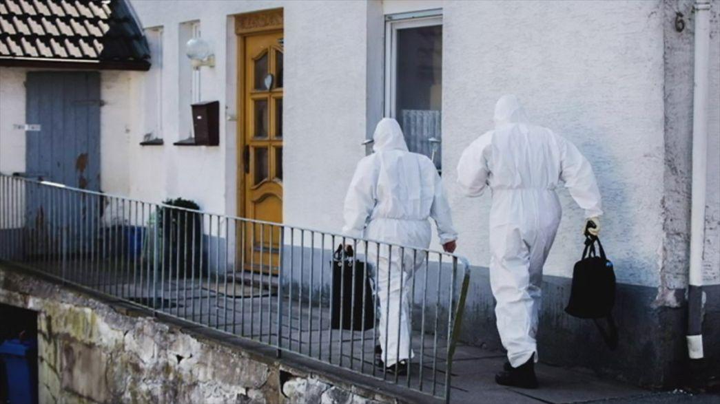 Alman çift, 2 kadını işkence ederek öldürmüş