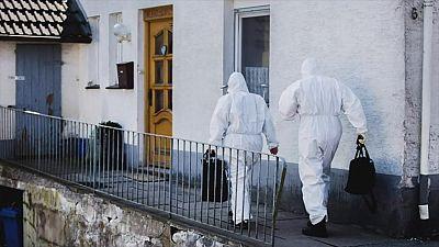 """La policía alemana desvela un nuevo asesinato en la bautizada como """"la casa de los horrores"""""""