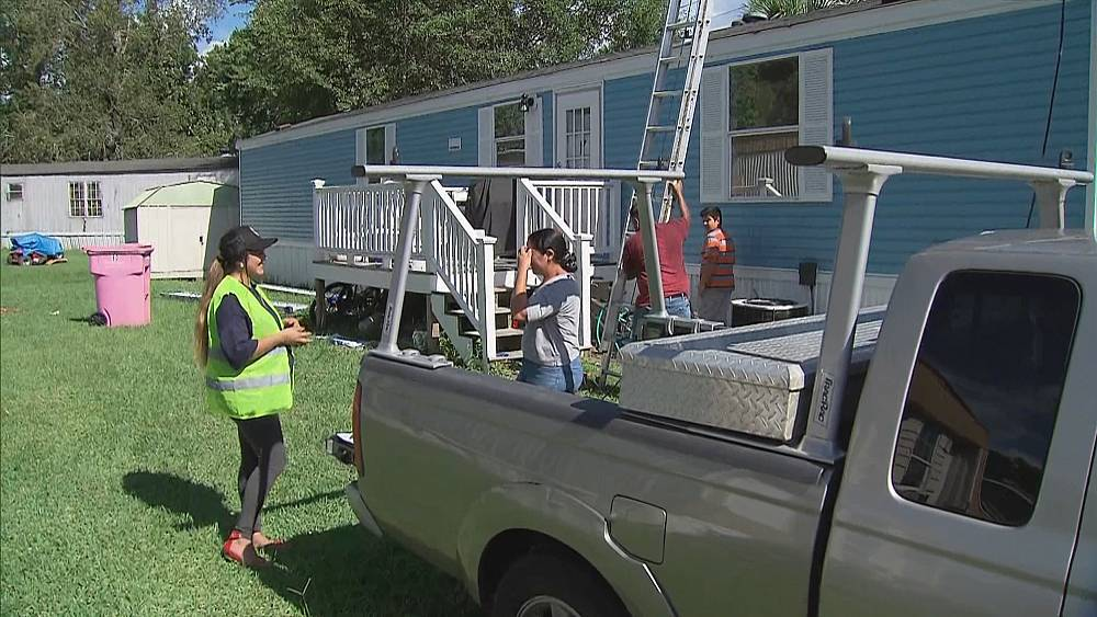Woman feared deportation if her family sought shelter during hurricane