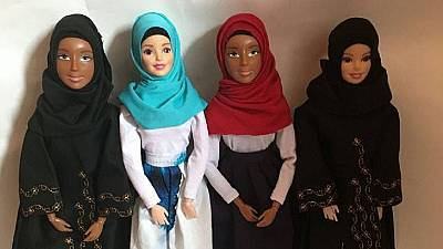 Nigeria: Meet 'Hijarbie,' hijab-wearing Barbie
