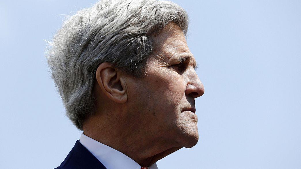 Kerry dopo gli attacchi agli ospedali di Aleppo: ingiustificable la violenza contro i civili