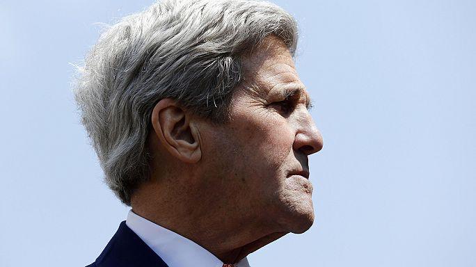 John Kerry: reméljük, hogy hamarosan tűzszünet lép életbe Szíriában